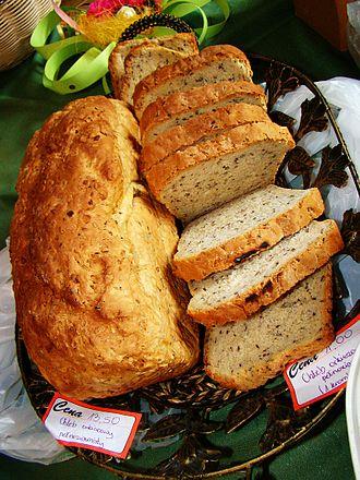 Spelt - Spelt bread