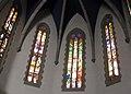 055 Església de Sant Esteve (Granollers), vitralls de l'absis.jpg