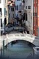 0 Venise, rio de la Canonica o di Palazzo et ponte de la Canonica (2).JPG