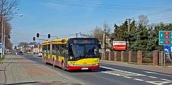 1004 78 Autobus 1839 MPK Łódź