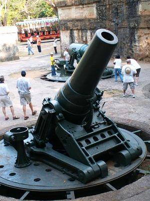 Battery Way - Image: 12 inch Mortar