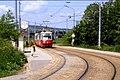 131L02240585 Brünnerstrasse, Bereich Van Swieten Kaserne, Strassenbahn Linie 31, Typ E1 4812.jpg