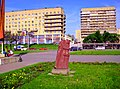 1450. St. Petersburg. Sculpture park on Okhta.jpg