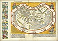 1493 map of the world - Secunda etas mundi.jpg