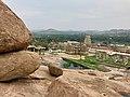 14th-15th century Hindu and Jain temples and ruins, Hampi Karnataka.jpg