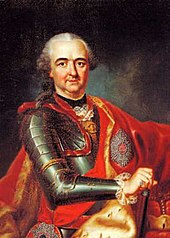 Elector Karl Theodor of the Palatinate