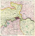 1764 Gentleman's Magazine Map of London and Environs - Geographicus - London-gentsmag-1764.jpg