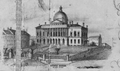 1852 StateHouse Boston McIntyre map detail.png