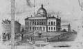 1852 StateHouse Boston McIntyre map detail.png