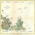 1853 U.S.C.S. Map of Minots Ledge, near Boston Harbor ( Cohasset ) - Geographicus - MinotsLedge2-uscs-1853.jpg