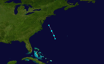 1863 Atlantic tropical storm 8 track.png