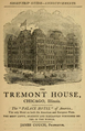 1876 Tremont House Chicago advertisement.png