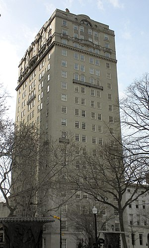 National Register of Historic Places listings in Center City, Philadelphia - Image: 1900 Rittenhouse Sq