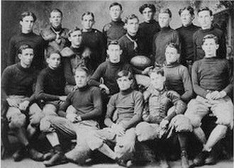 1909 Florida football team - Image: 1909flafootball