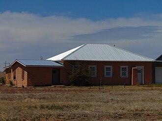Elgin, Arizona - Image: 1915 Schoolhouse Elgin Arizona 2016