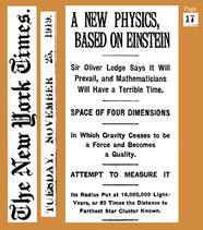 History of general relativity - Wikipedia