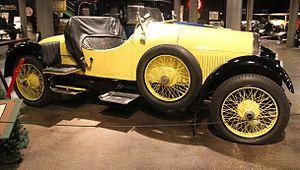 Kissel Motor Car Company - 1921 Kissel Gold Bug