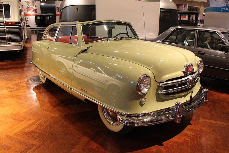 File:1950 Nash Rambler Convertible (14480500006).jpg