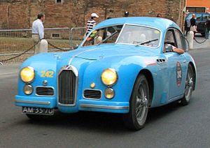 Talbot - 1950 Lago T26 Grand Sport