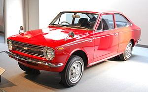 Toyota Sprinter - Toyota Corolla Sprinter (KE15)