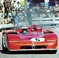 1971 Targa Florio - Vaccarella's Alfa Romeo 33.3.jpg