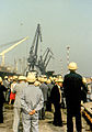 1983 in Jiangsu, foreign delegation in the harbour.jpg