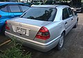 1994-1995 Mercedes-Benz C220 (W202) Sports Sedan (27-10-2017) 03.jpg