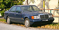 1997 Mercedes-Benz E-Class (W124) 4-door sedan (19940952995).jpg