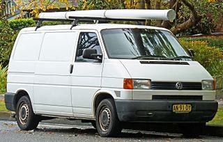 Volkswagen Transporter (T4) Fourth generation of the Volkswagen Transporter