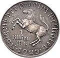 1 Billion Mark 1923 Provinz Westfalen, Wertseite, CNG.JPG