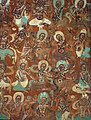 1 Devas. Dunhuang mural. Cave 272, Northern Liang dynasty..jpg