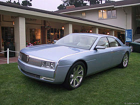 2002 Lincoln Continental Concept Car Jpg