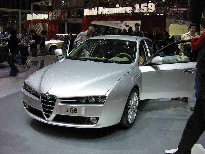 Engine Availability Delay Alfa 159 Replacement Fiat Brand