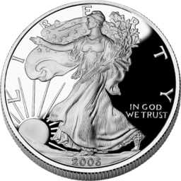 2006 AESilver Proof Obv