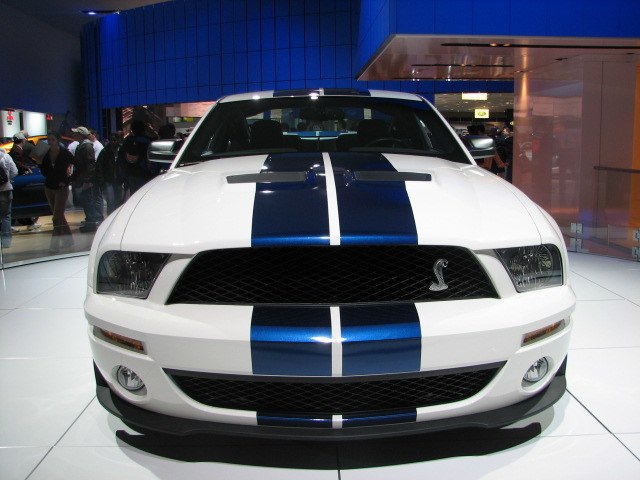2007 Ford Shelby GT500 Detroit