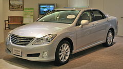 2008 Toyota Crown Royal