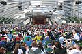 20090814 Pritzker Pavilion on Beethoven's 9th Day crop.JPG