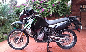 Kawasaki KLR650 - WikiVisually
