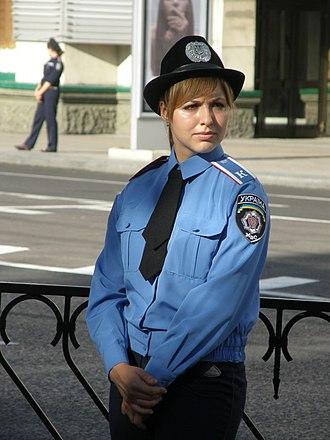 Blue - Image: 2010. Донецк. Карнавал на день города 010