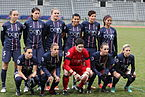 20121209 PSG-Juvisy - Team of Paris Saint-Germain FC Ladies.jpg