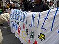 2013-02-16 - Wien - Demo Gleiche Rechte für alle (Refugee-Solidaritätsdemo) - Bleiberecht jetzt.jpg