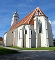 2013.10.21 - Kilb - Kath. Pfarrkirche hl. Simon und Judas - 01 Panorama.jpg