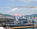 2013. 9. 천왕봉함 진수식 Rep. of Korea Navy ROK Ship Chunwangbong Launching Ceremony (9736073522).jpg