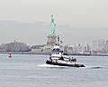 2013Dec20 Statue of Liberty w Tugboat Duplicate 8 x 10.jpg