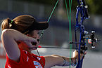 2013 FITA Archery World Cup - Women's individual compound - Final - 20.jpg