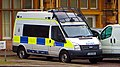 2013 Ford Transit - British Transport Police - Bristol, England - UK (17246028342).jpg