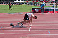 2013 IPC Athletics World Championships - 26072013 - Alexander Zverev of Russia during the Men's 400M - T13 Semifinal 4.jpg