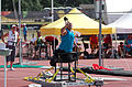 2013 IPC Athletics World Championships - 26072013 - Jamil Elshebli of Jordan during the Men's Shot put - F56-57 10.jpg