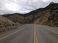 2014-08-11 15 21 35 View east along U.S. Route 50 about 65.4 miles east of the Eureka County line near Ely, Nevada.JPG