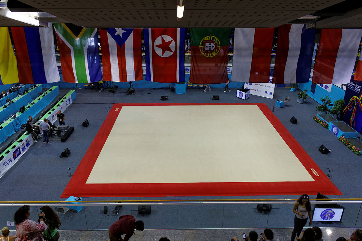 2014 Acrobatic Gymnastics World Championships Wikipedia